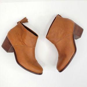 TOMS Carpe Diem Ankle Boots Shoes Women's 7.5
